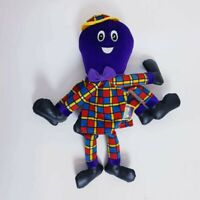 The Wiggles Henry The Octopus 30cm Plush Soft Stuffed Kids Toy Plushy