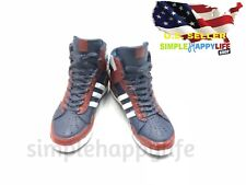 """1/6 female fashion sneakers shoes NAVY for 12"""" figure phicen hot toys ❶USA❶"""