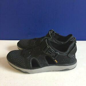 Teva Comfort Hook And Loop Taupe Fisherman Sandals Mens Size 6 F27018B