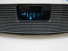 New listing Bose Wave Music System Radio Model Awr1-1W Tested Works Black