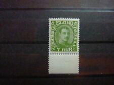 Island -1933 MiNr.160**Postfrisch