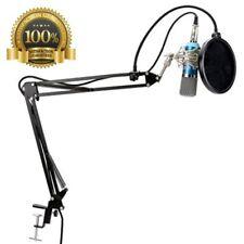 Tonor Pro Condenser Pc Microphone Kit Sound Card Xlr Computer Pc Record Studio