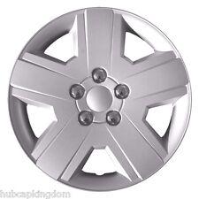 """NEW 2008-2010 Dodge AVENGER 16"""" 5-spoke Silver Hubcap Wheelcover"""
