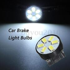 2x T20 W21W 7440 7443 6-SMD 5630 LED Car Tail Stop Brake Light Bulb Lamp White