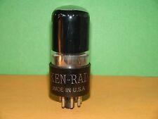 Ken Rad Smoked 6V6 GT VT-107 A Vacuum Tube Results = 4300
