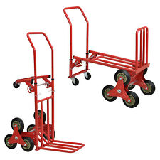 [in.tec]® Sackkarre klappbar 150kg Transportkarre Treppenkarre Transportwagen