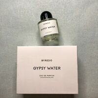 Byredo Gypsy Water 3.3 fl.oz/100 ml Eau de Parfum Unisex. NEW! New Sealed in Box