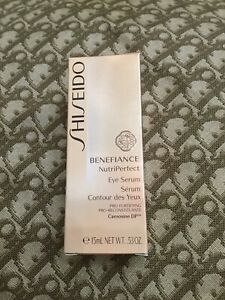 Shiseido Benefiance NutriPerfect Eye Serum 15ml .53oz New In Box