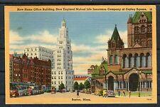Cartolina New England Mutual Life Insurance Company at Copley Square - 01203