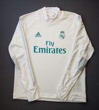 5+/5 Real Madrid Training Top White BQ7947 soccer football Adidas