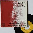 "Vinyle 45T Joan Baez ""Farewell Angelina"""