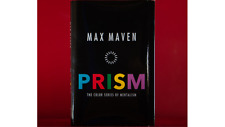 Prism The Color Series of Mentalism by Max Maven Brand New Sealed!