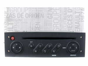Radio Lecteur CD Update List Clio III Kangoo Megane Scenic II Modus 8200607918