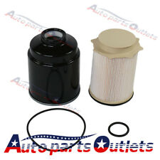 Dodge Ram 6.7L Diesel Fuel Filter Kit For 2013-2017 2500 3500 4500 5500 Cummins