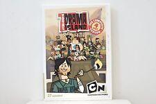 Total Drama Island - Complete Season (DVD, 2009, 4-Disc Set)