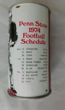 Vintage 1974 Penn State Nittany Lions Iron City 12 oz Beer Can