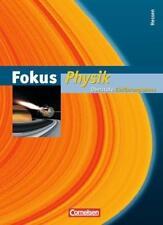 Fokus Physik - Einführungsphase Oberstufe - Hessen / Schülerbuch von Hans-Peter