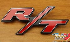 2006-2010 Dodge Charger R/T RT Front Grille Clip On Emblem Nameplate Mopar OEM