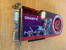 Gigabyte ATI Radeon HD 4870 1GB  Graphics Card