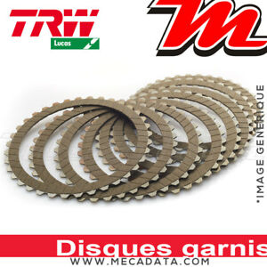 Disques d'embrayage garnis TRW ~ Ducati 848 Streetfighter 2015