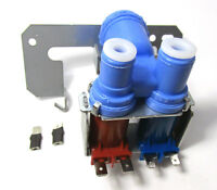 NEW DUAL WATER INLET VALVE KIT FOR GE REFRIGERATOR ( SEE MODEL FIT LIST BELOW )