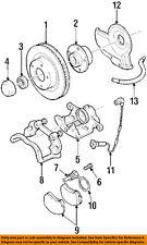 Cadillac GM OEM 97-01 Catera Front-Wheel Hub & Bearing 90486467