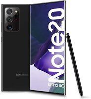 Samsung Galaxy N986 Note20 Ultra 5G Mystic Black, Dual SIM, 256GB 12GB No Brand