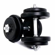 Kurzhantel Set 10-20 kg Hanteln Dumbbell Kunststoff Gewichte 30/31 mm !NEU!
