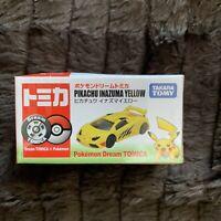 TAKARA TOMY TOMICA 2011 shareholder set Transformers /& Pokemon Choro Q Pikachu