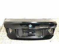 BMW 3 E90 320 D Posteriore Portellone Del Bagagliaio Tronco LCI Schwarz 2 668