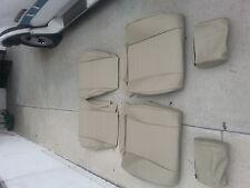 BMW 633CSI 635CSI E24 COMFORT SEAT KIT 100% LEATHER UPHOLSTERY KIT BEAUTIFUL
