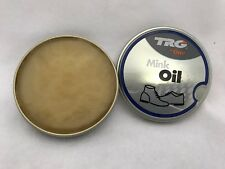 TRG the One MINK OIL - cleans, protects, waterproofs, & softens leather.