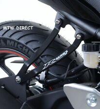 Yamaha YZF-R25 (2019) R&G Racing black exhaust hanger bracket