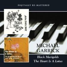 Black Marigolds/Heart Is A Lotus von Michael Garrick (2012)