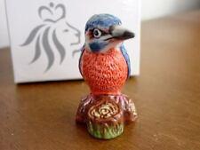 Royal Doulton Kingfisher Bird Figurine Animals - New!