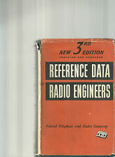 Reference Data for Radio Engineers Third Edition