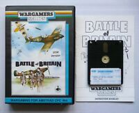 AMSTRAD CPC 464/664/6128 Disk/Disc BATTLE OF BRITAIN - PSS Wargamers Series 1985