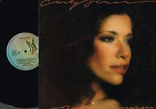 "CARLY SIMON Another Passenger 12"" LP Elektra 1976 K52036 1st UK Press A1/B2 EXCL"