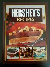 Hershey's Recipes by Hershey Foods Corp Hardcover Cookbook