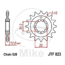 JT Motorrad Ritzel 13 Zähne, Teilung 520 JTF823.13