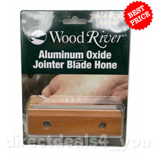 (New) Wood River Aluminum Oxide Jointer Blade Hone