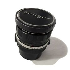 Soligor Wide Angle lens 1:2.8 f=28mm M42 mount Vintage Lens. Excellent Condition