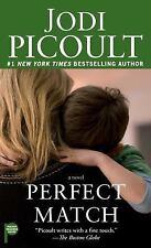 PERFECT MATCH: A NOVEL BY JODI PICOULT (2015) BRAND NEW MASS MARKET PAPERBACK J