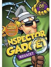 Inspector Gadget: Megaset [12 Discs] (2013, REGION 1 DVD New)