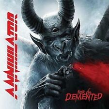 ANNIHILATOR For The Demented CD 2017 NEW Sealed