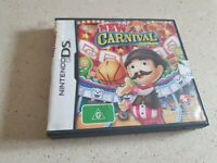 New Carnival Games Nintendo DS PAL