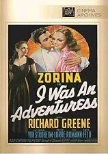 I Was An Adventuress DVD (1940) - Vera Zorina, Richard Greene Erich von Stroheim