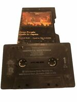 Deep Purple Made In Japan USA Cassette Tape Slipcase 1973 WB