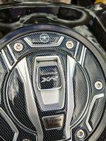 Protezione tappo serbatoio keyless in gel 3D per moto compatibile BMW S1000XR XR