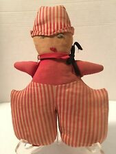 Berea College Student Industries Handmade Folk Art Stuffed Toy Berea, Kentucky